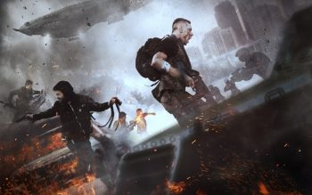 Homefront The Revolution Ultra HD Wallpaper Game