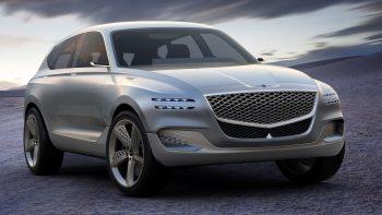 Hyundai Genesis Gv80 Fuel Cell Concept 4K