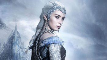Ice Queen The Huntsman Winters War Full HD Wallpaper Download