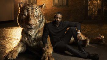 Idris Elba Shere Khan The Jungle Book