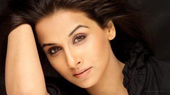 Indian Actress Vidya Balan