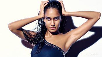 Indian Model Lisa Haydon