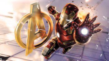 Iron Man Avengers 3D Wallpaper Download