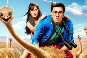Jagga Jasoos Ranbir Kapoor Katrina Kaif Download HD Wallpaper