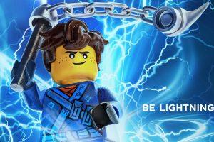 Jay Be Lightning The Lego Ninjago Movie