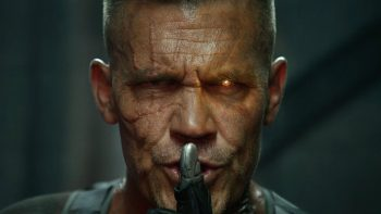 Josh Brolin As Cable In Deadpool