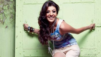 Kajal Agarwal South Indian Actress Full HD Wallpaper Download