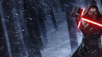 Kylo Ren Star Wars Lightsaber 3D Wallpaper Download