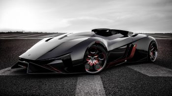 Lamborghini Diamante Concept Download HD Wallpaper