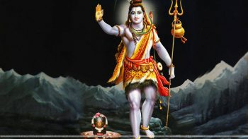 Lord Shiva Standing