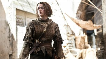 Maisie Williams As Arya Stark HD Wallpapers For Android