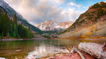 Maroon Lake Aspen Colorado HD Wallpapers For Android