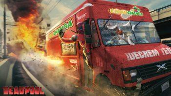 Marvel Deadpool Full HD Wallpaper Download