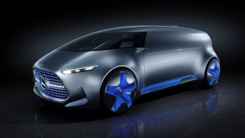 Mercedes Benz Vision Tokyo Concept Download HD Wallpaper For Dekstop PC 3D Wallpaper Download