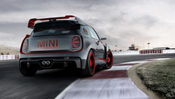 Mini John Cooper Works Gp Concept Download HD Wallpaper