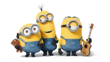 Minions Comedy Movie HD Wallpapers For Android