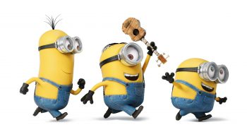 Minions Playing HD Wallpapers For Android