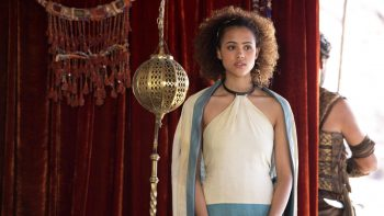Missandei Game Of Thrones 3D Wallpaper Download