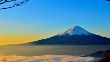 Mount Fuji HD Wallpapers For Android
