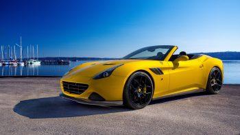 Novitec Rosso Ferrari California T HD Wallpapers For Android