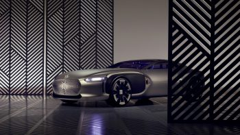 Renault Corbusier Concept 3D Wallpaper Download