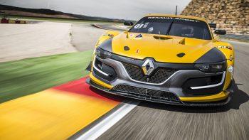 Renault Sport Rs Racing Car