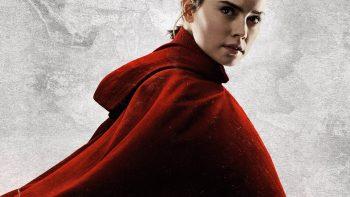 Rey Star Wars The Last Jedi Download HD Wallpaper 8K