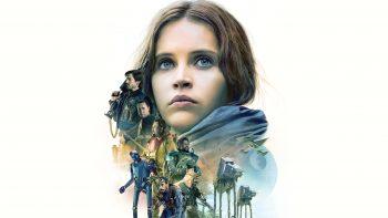 Rogue One A Star Wars Story Key Art 4K 8K