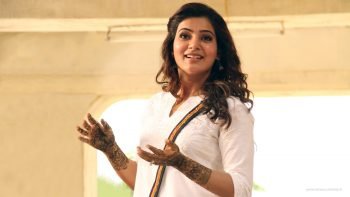 Samantha In Tamil Movie