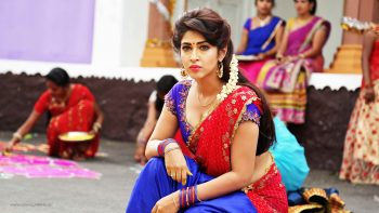 Sonarika Bhadoria In Saree