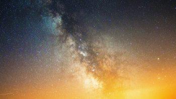 Space Milky Way
