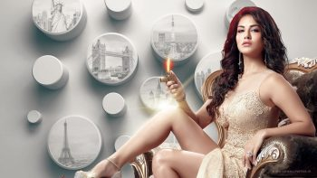 Sunny Leone Tera Beimaan Love
