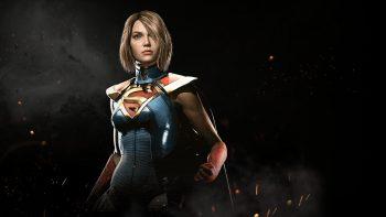 Supergirl In Injustice 2 Full HD Wallpaper Mobile Wallpaper HD Wallpaper Download For I Phone 7