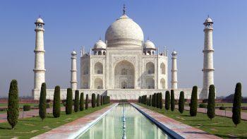 Taj Mahal Agra Indian