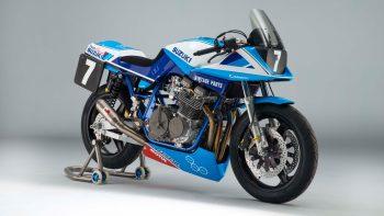 Team Classic Suzuki Gsx1100sd Katana Race BikeWallpaper Free Download Best Wallpaper