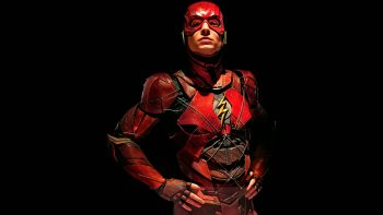 The Flash Justice League HD 5K
