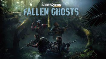 Tom Clancys Ghost Recon Wildlands Fallen Ghosts Dlc 4K 8K
