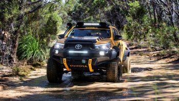 Toyota Hilux Tonka Concept Truck Wallpaper Download