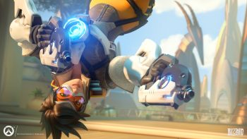 Tracer Overwatch Action