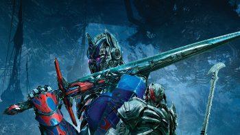 Transformers The Last Knight Optimus Prime 5K