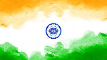 Tricolour Indian Flag HD 5K