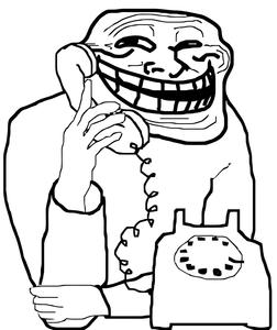 Troll Funny Meme Download Problem