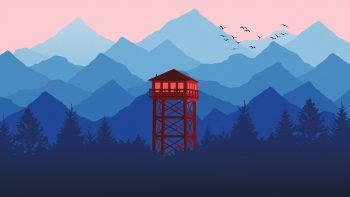 Watch Tower Minimal HD