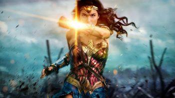 Wonder Woman 4K 8K