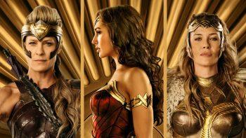 Wonder Woman Hippolyta General Antiope