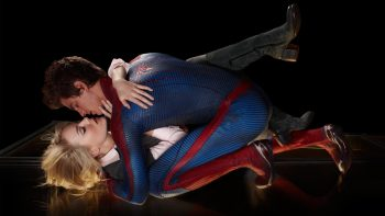 Amazing Spider Man Love Kiss