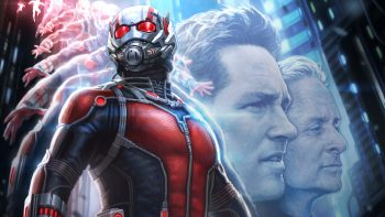 Ant Man Concept Art