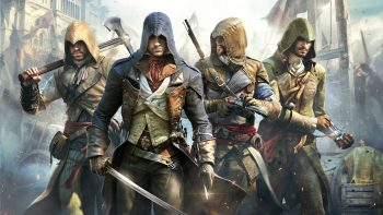 Assassins Creed Unity Poster
