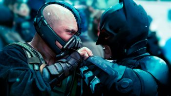 Bane Batman Dark Knight Rises