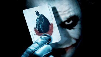 Batman Joker Card